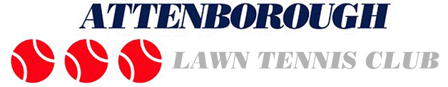Attenborough lawn tennis Club logo